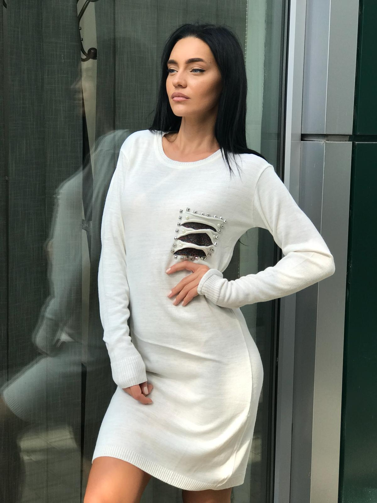 ROCHIE DIN TRICOT FASHIMO COD : 2280 X