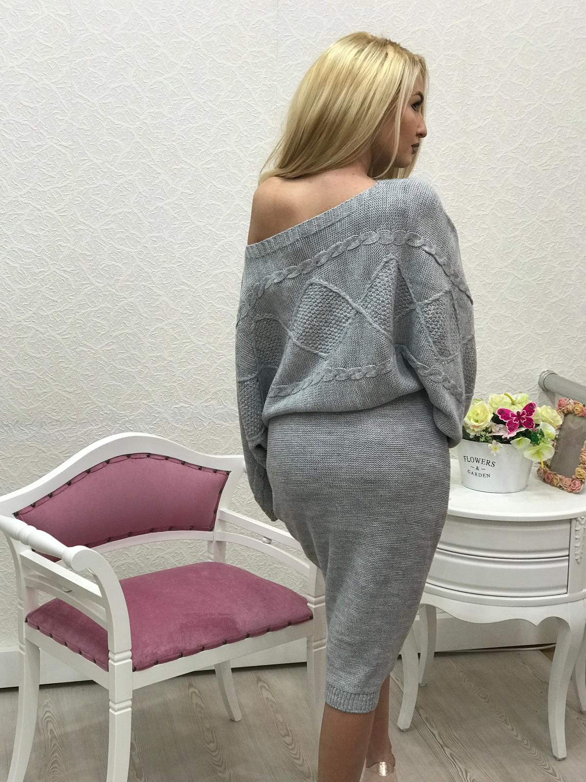 COMPLEU DIN TRICOT BY FASHIMO COD : 2629